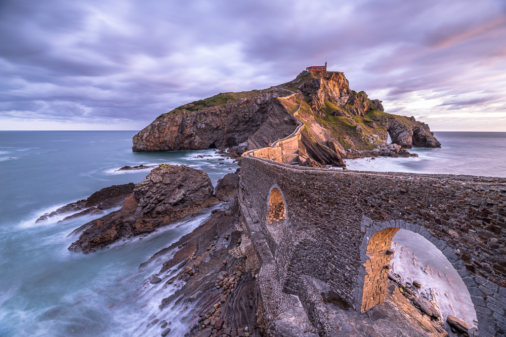 Game of Thrones Kulisse am Atlantik in Nordspanien: Gaztelugatxe