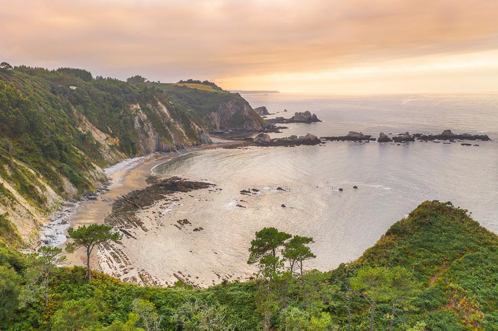 Roadtrip durch Nordspanien: Atlantikküste