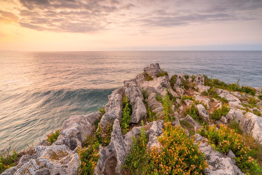 Atlantikküste in Nordspanien