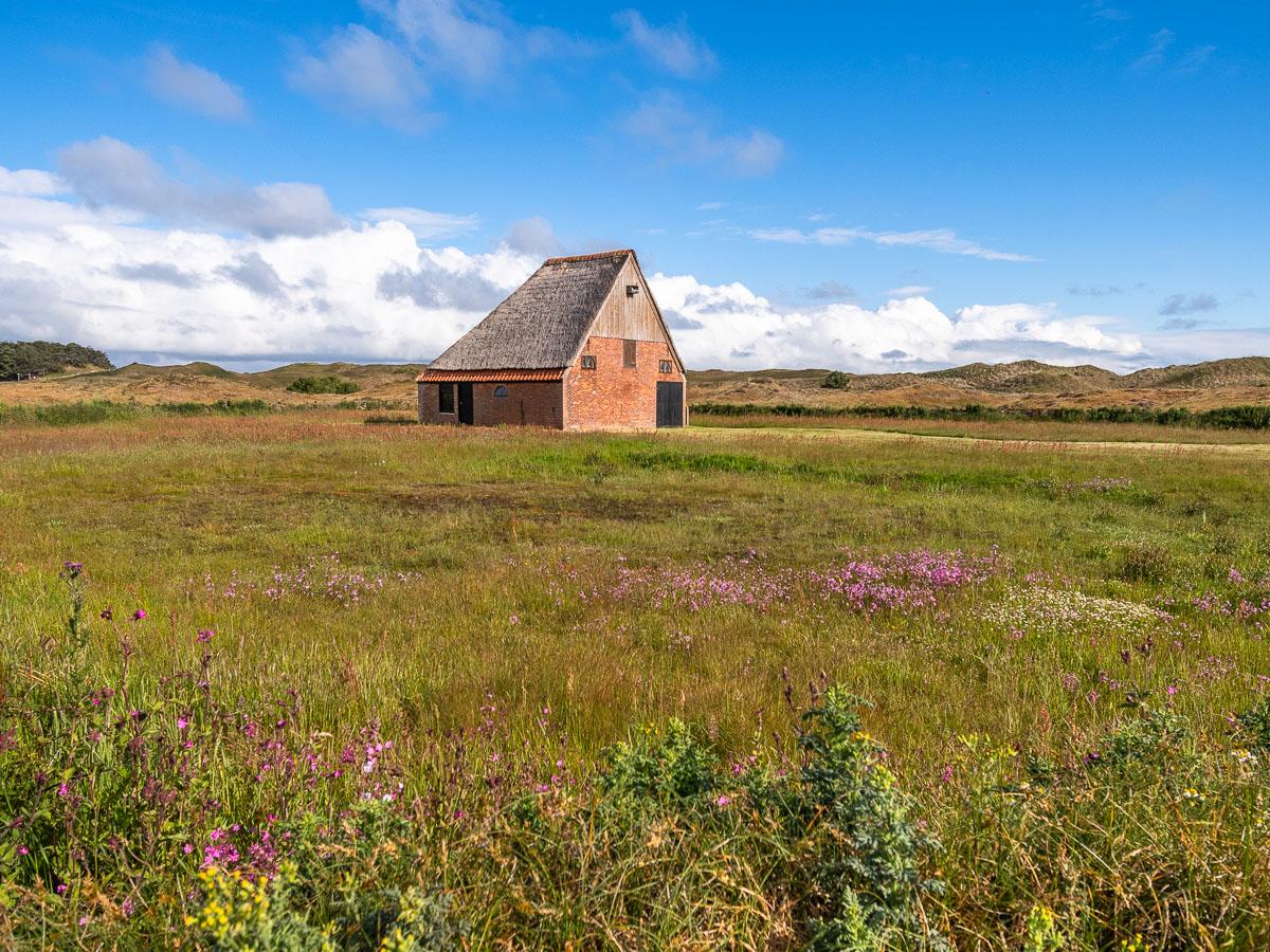 Kleines Haus im De Muy auf Texel