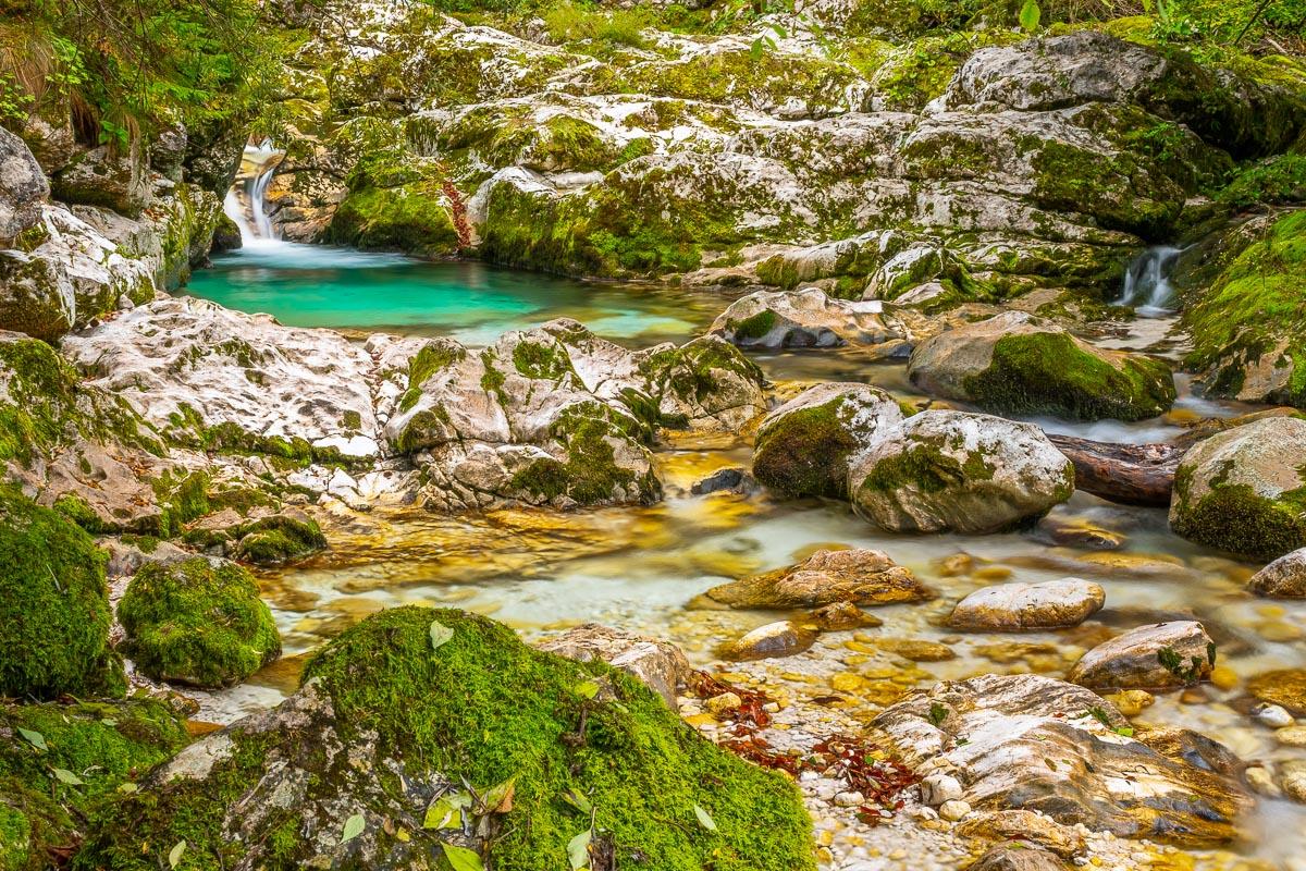 Natur in Slowenien
