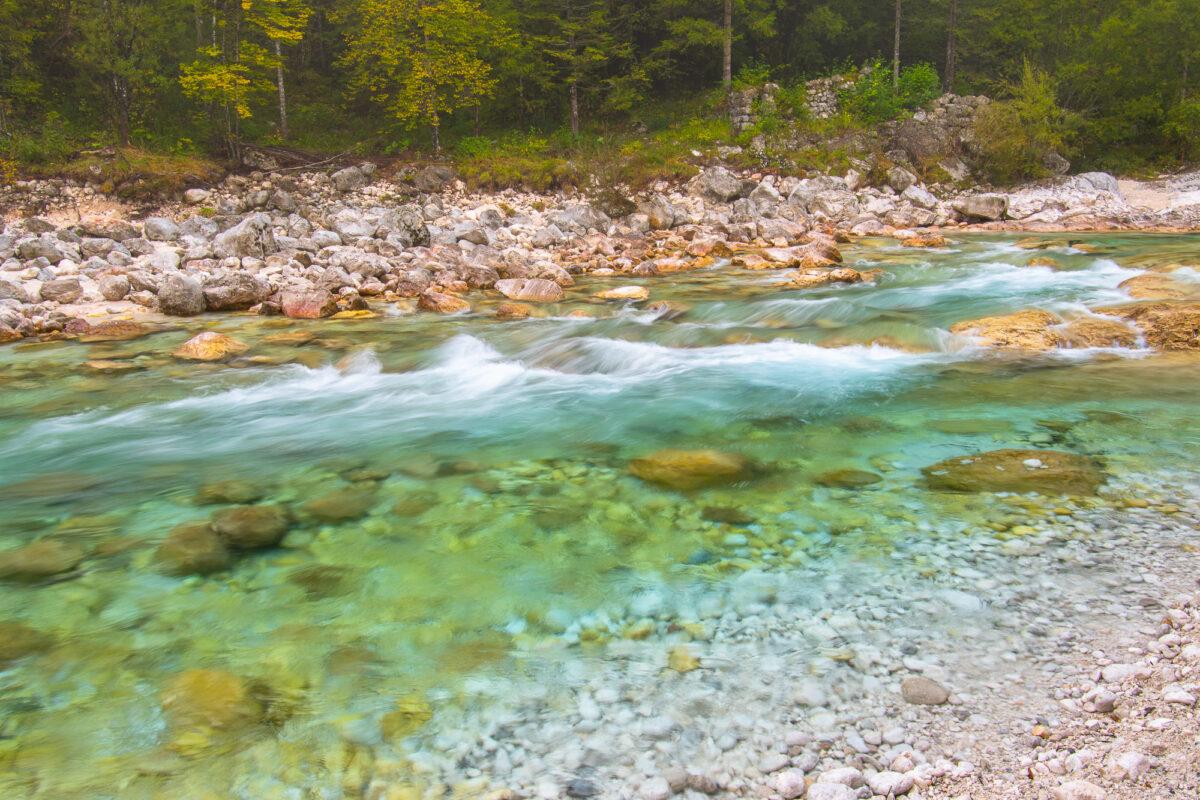 Soca Fluss